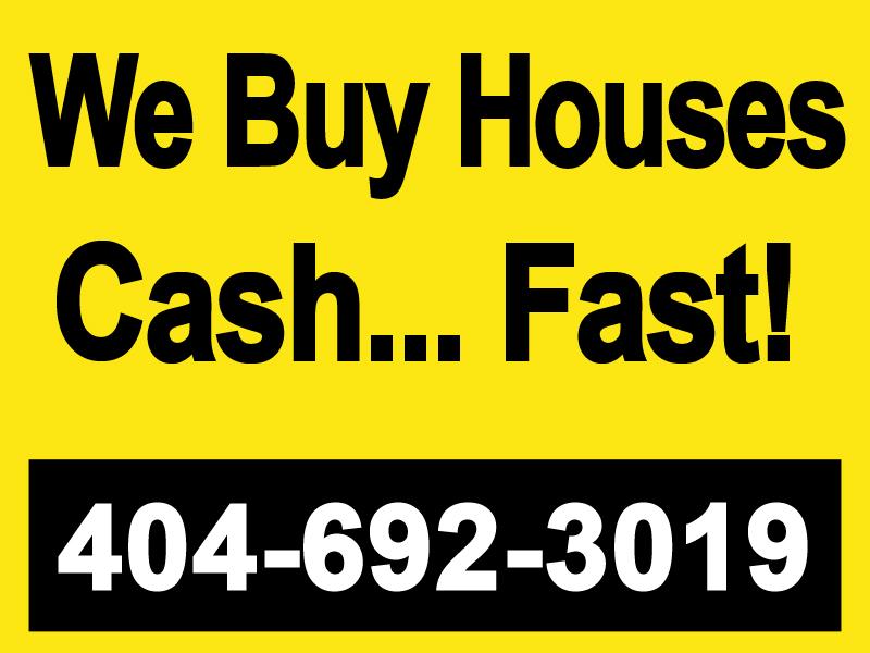 We Buy Houses in Georgia