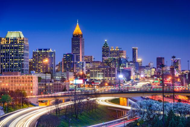 HP Real Estate Atlanta, Georgia, USA
